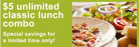 Olive Garden Lunch Coupons by Olive Garden Coupon 5 Unlimited Classic Lunch Comb Soup
