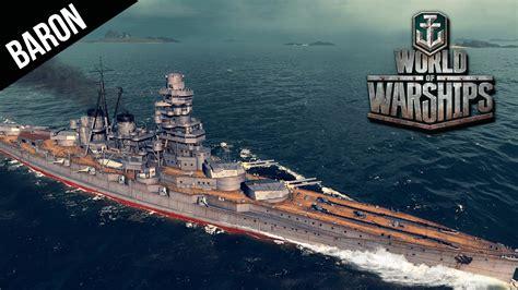 qi boat vs ship world of warships battleship gameplay kongo brings honor
