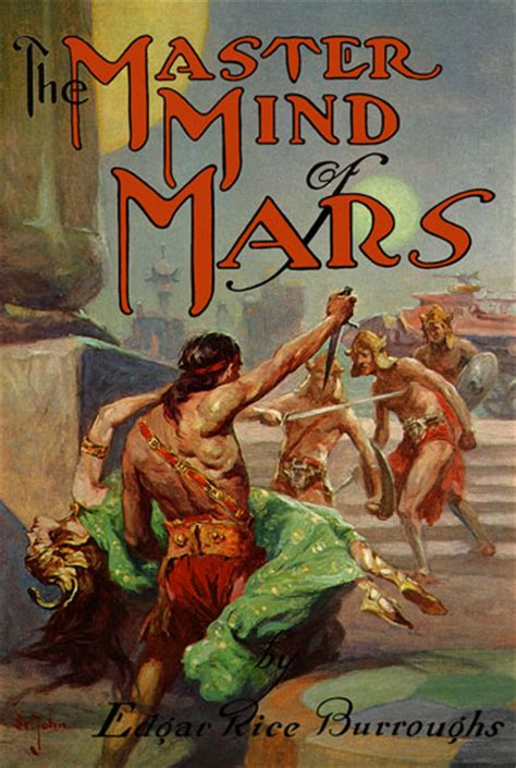 The Master Mind Of Mars 1928 the master mind of mars a c mcclurg co edgar