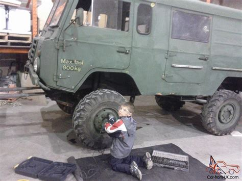volvo  tgb  military