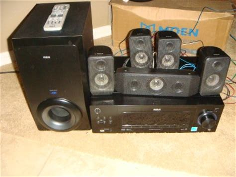 rca 1000 watt home theater 5 1 dolby digital sound ebay