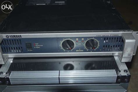yamaha p2500s power lifier for sale philippines find 2nd used yamaha p2500s power