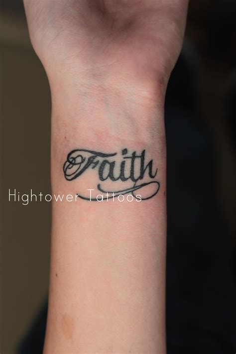 faith tattoo gallery christian faith tattoos for www imgkid the