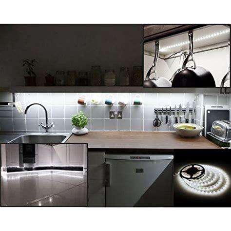 led lighting strips kitchen le 16 4ft led light 300 units smd 2835 leds import it all