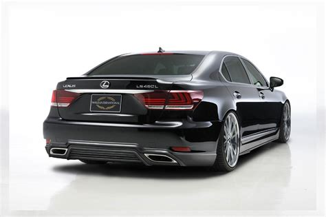 new lexus ls new redesigned 2013 lexus ls460 and 600h l tuning from
