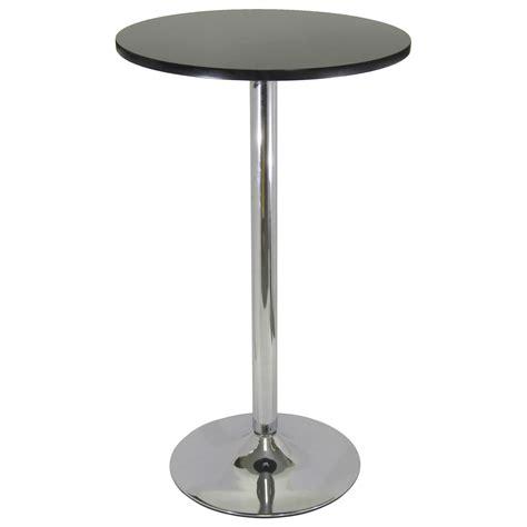 round pub bench metro round pub table black with chrome bar pub tables