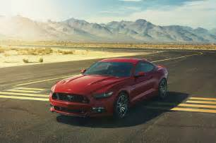 Ford Mustang 2015 Price 2015 Ford Mustang Base Price Announced Starting At 24 425