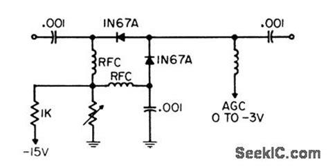 diode attenuator schematic diode attenuator schematic 28 images merakit dot rf switch attenuator diode l attenuator