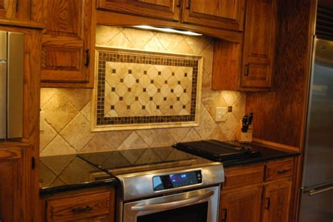 travertine kitchen backsplash ideas travertine tile backsplash pictures and design ideas