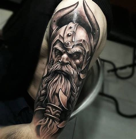 medieval tattoo viking and viking and