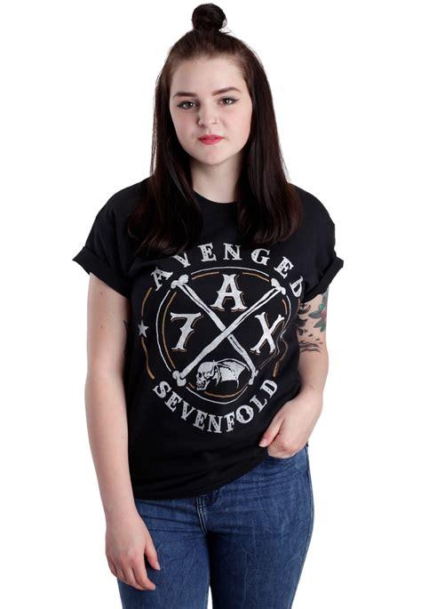 A7x Avenged T Shirt avenged sevenfold a7x t shirt official rock
