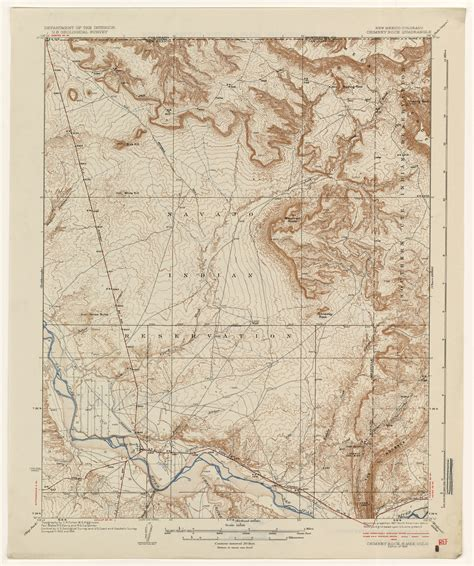 topographic map mexico new mexico topo map afputra