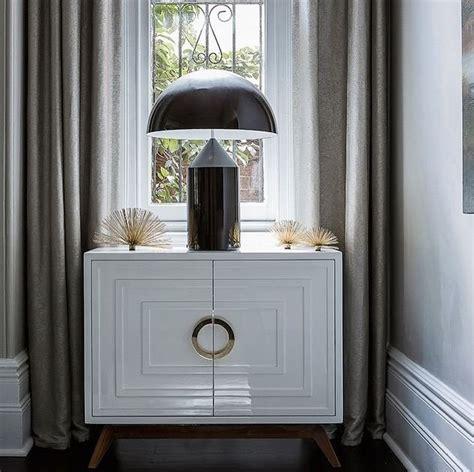 Cabinet Bernard by Bernard White Brass Cabinet Shop Now