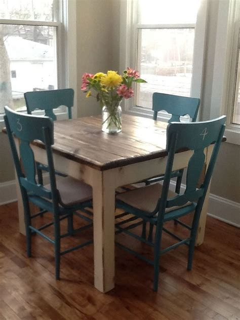 different ways to paint a table best 20 painted kitchen tables ideas on