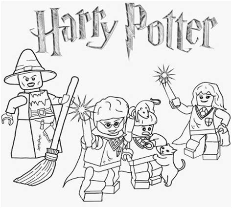 coloring pages lego harry potter free coloring pages printable pictures to color kids and