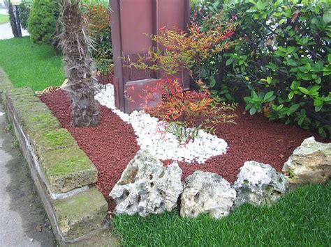 giardino con pietre giardini con pietre idea creativa della casa e dell