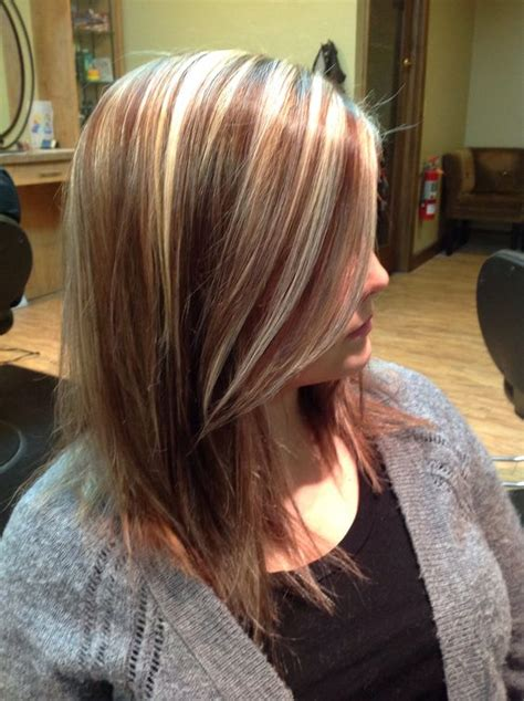 cute hair color and highlights pinterest the world s catalog of ideas