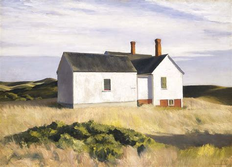 house painting art philip koch paintings edward hopper s truro studio kitchen