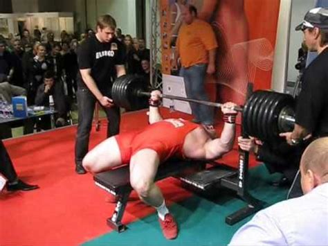 bench press elite best raw bench press videos ever doovi