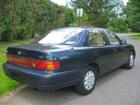 1994 Toyota Specs 1994 Toyota Camry Le V6 Coupe Specs