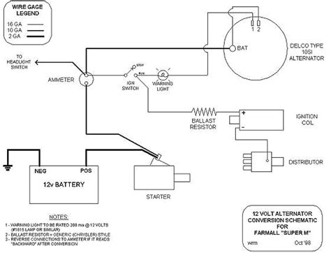 ford 6 0 alternator wiring diagram wiring diagram with
