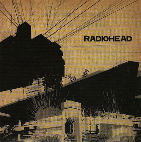 Vinyl Radiohead I Might Be Wrong Live Recordings Lp cover versions radiohead artist stanley donwood on record