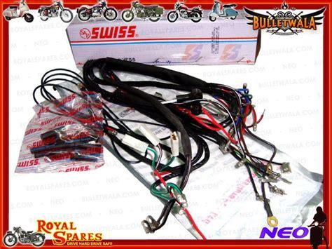 royal enfield bullet 500 wiring diagram royal wirning
