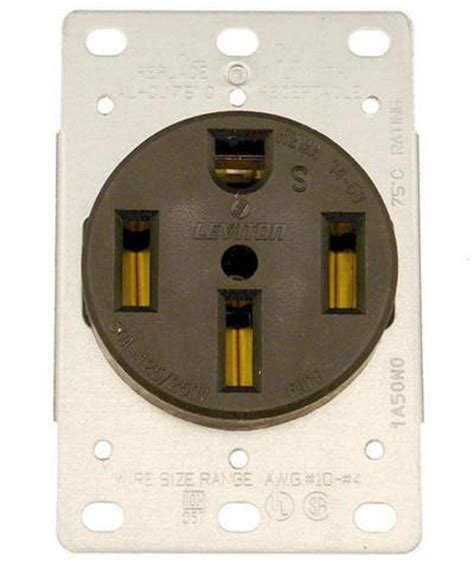 wiring diagram for nema 14 50r receptacle wiring