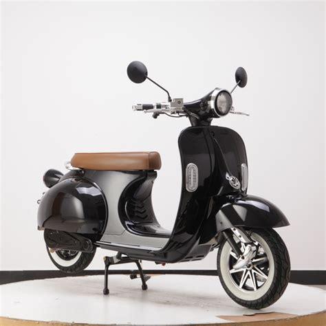 eec   vintage vespa elektrikli scooter   ah pil