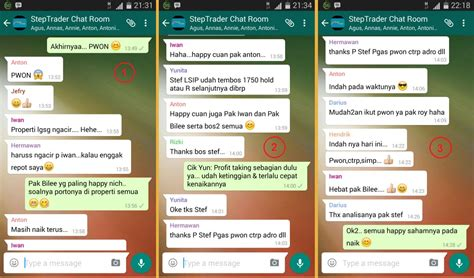 catatan dari chat room step trader premium 14 05 15 step