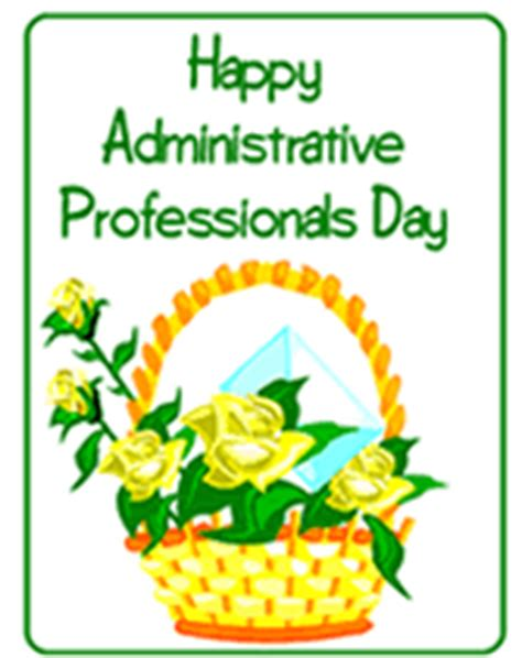 Administrative Day Card Template by Free Administrative Professionals Day Printable