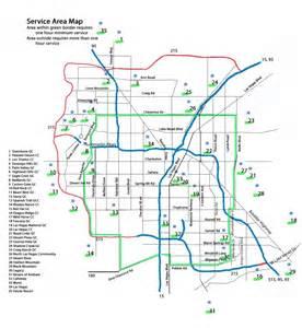 Map Las Vegas Nevada by Las Vegas Nevada Map