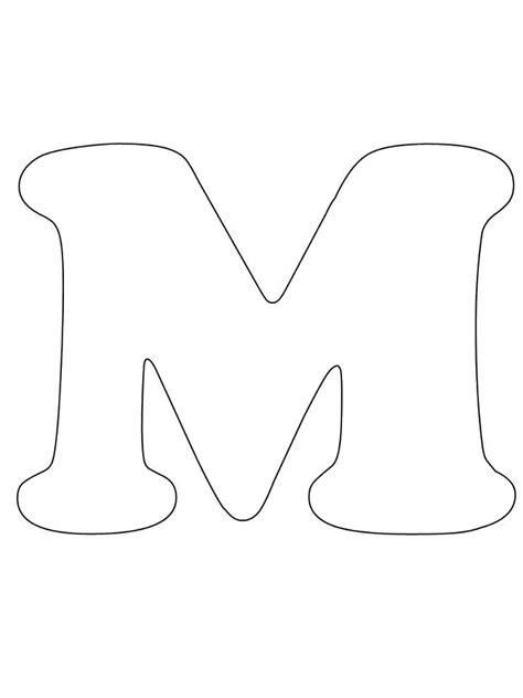 moldes de letra m eugenia katia artes blog de letras personalizadas e