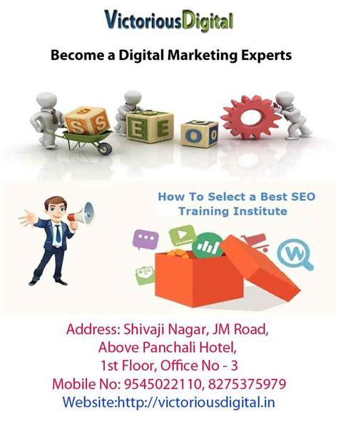 seo institute in pune digital 58 best digital marketing pune images