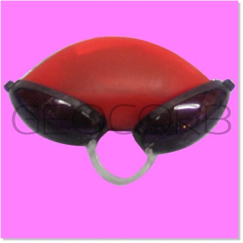 tanning bed eyewear red soft podz tanning bed eyewear goggles for uv