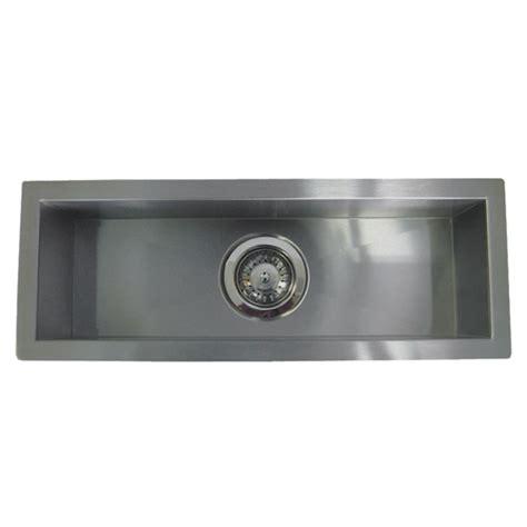 Restaurant Kitchen Sinks Stainless Steel 23 Quot Stainless Steel Undermount Kitchen Bar Sink Wc12s2308