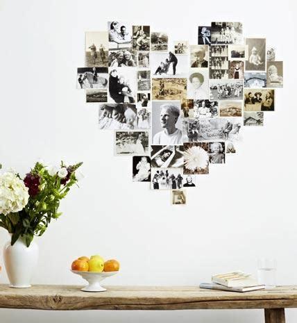 fotos an die wand lieblingsfotos in szene setzen ideen mit urlaubsfotos