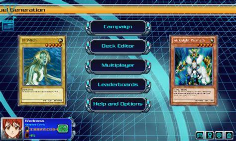 cara mod game yugioh yu gi oh duel generation v1 06a mod apk data android