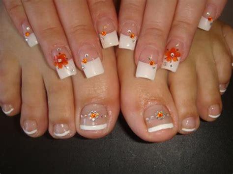 imagenes de uñas de acrilico en los pies eapanda aprende a cuidar tus u 241 as