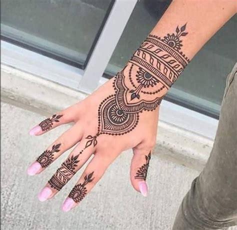 henna tattoo indiana tatuagem mao henna estilo tatuagem e estilo