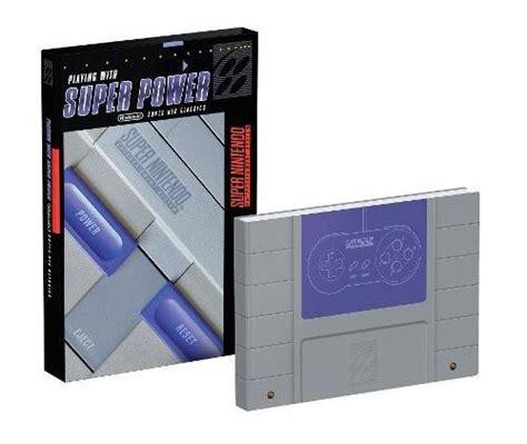 playing with super power 0744018706 playing with super power nintendo super nes classics import it all