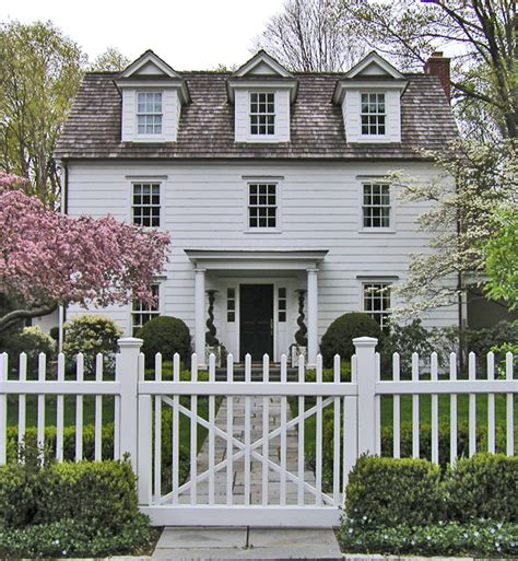 White House Cottages by Cape Cod Cottage Traditional Home Exterior Douglas Friedman