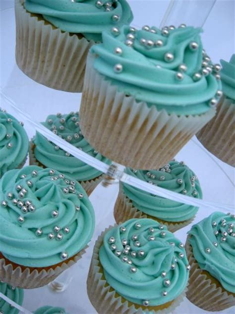 Top 25  best Teal cupcakes ideas on Pinterest   Turquoise