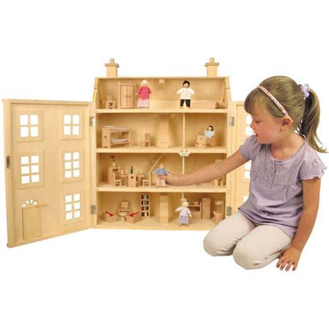 toys r us dolls house doll house with 50 pieces toys r us