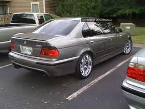 Bmw M5 2002 2002 Bmw M5 Base Sedan 4 Door 5 0l