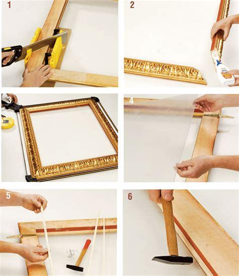 costruire armadietto in legno armadietto a muro con cornice bricoportale fai da te e