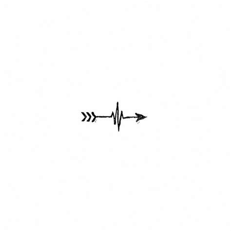 heartbeat arrow tattoo 25 best sanat images on pinterest tattoo ideas
