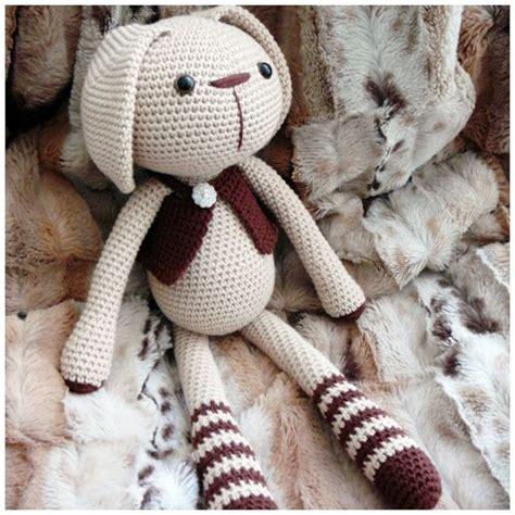 the pattern en francais 1000 id 233 es sur le th 232 me lapin en crochet sur pinterest