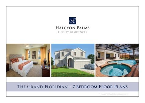 the grand floridian 7 bedroom floor plans the grand floridian 7 bedroom floor plans