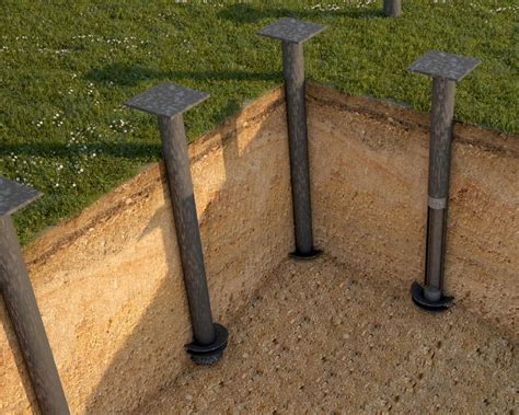 House On Pilings by Types Of Pile Foundation Benefits And Purposes